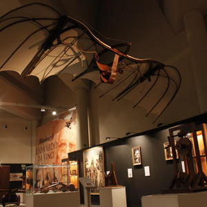 """Entrada gratuita a la exposición temporal """"Máquinas de Leonardo da Vinci"""". Museo de la Ciencia"""
