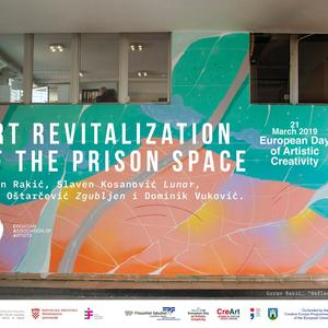 Art revitalization of the Prison Space