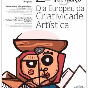Dia Europeu Da Criatividade Artística / Aveiro