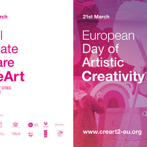 The 2020 European Day of Artistic Creativity in Genoa