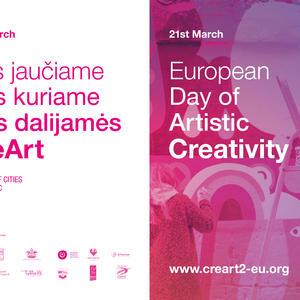 2020 EU Creativity day event in Kaunas