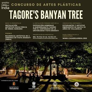 """Concurso de artes plásticas """"Tagore´s Banyan Tree"""""""