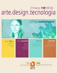 Conferência com CHRISTA SOMMERER