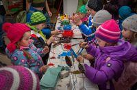 CREATIVE ARTISTIC WORKSHOPS FOR CHILDREN (March 21-May 24). Artkomas, Kaunas