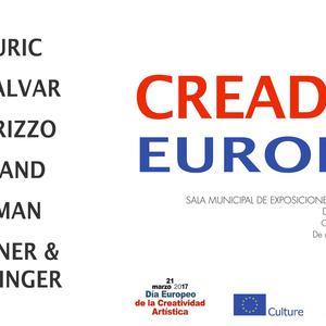 """EXPOSICIÓN  """"CREADORES EUROPEOS"""""""