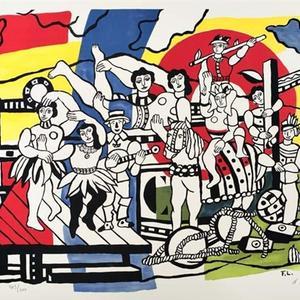 Exposición: El Circo de Fernand Léger