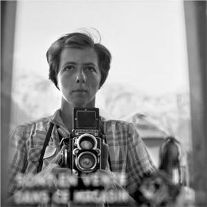 Exposición: Vivian Maier. El Autorretrato y su doble