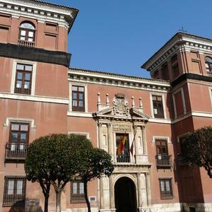 Juego de planos. Museo de Valladolid
