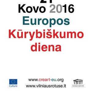 Program of Activities in Vilniaus rotuse