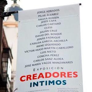 "Tercera Muestra Colectiva ""Creadores inquietos"""