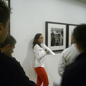 Visitas comentadas especiales a las exposiciones