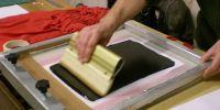 Workshop de Serigrafia Têxtil